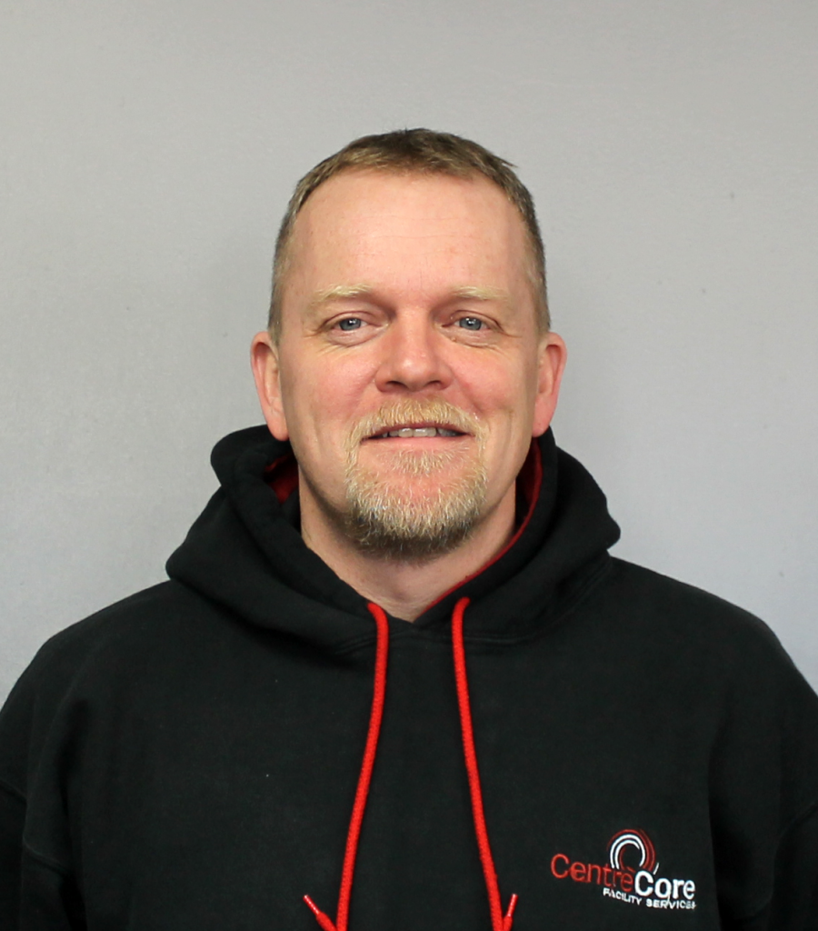 Tony Rowsell CentreCore Operations Manager